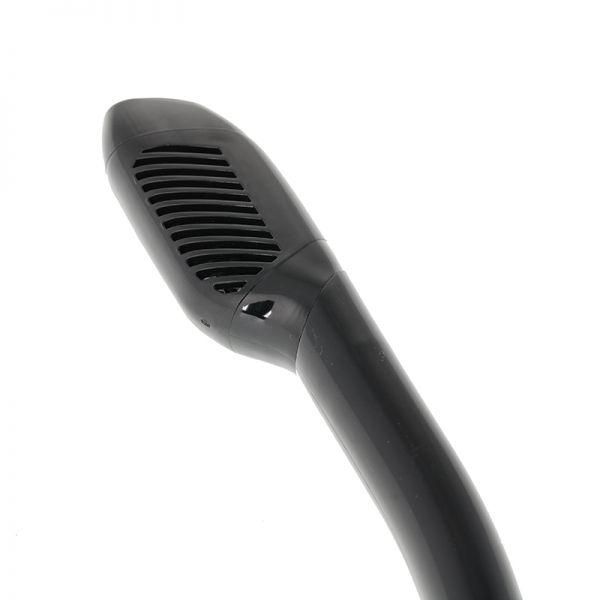Трубка Marlin Dry Max Black прямая гофра